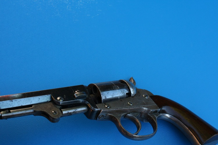 J.M. Cooper Double Action Pocket Revolver