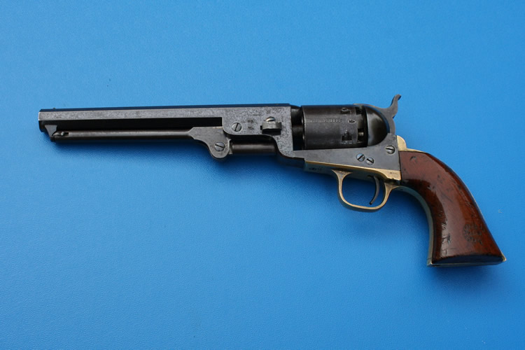 Colt Model 1851 Navy Revolver Egyptian Contract