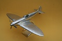Detailed Scale Model Spitfire