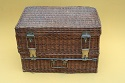 Early Edwardian 4 Person Picnic Hamper