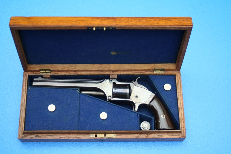 Smith and Wesson No.2 Army Revolver