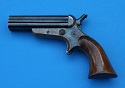 Tipping and Lawden Sharp's Patent Pistol